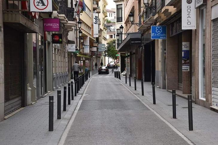 Duras críticas del PP de Albacete por la gestión de del cierre al tráfico y peatonalización de las calles Rosario y Gaona