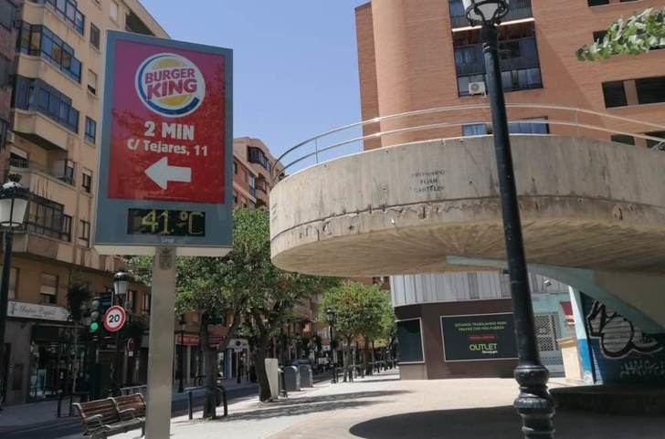 Albacete, entre las 11 provincias que presentan riesgo este viernes por temperaturas de hasta 39ºC