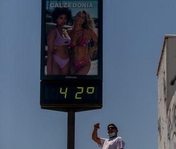 Las altas temperaturas tendrán en riesgo este sábado a siete provincias, Albacete entre ellas