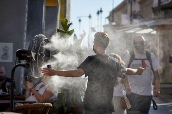 El calor pondrá este lunes en aviso a 18 provincias, entre ellas Albacete y Cuenca