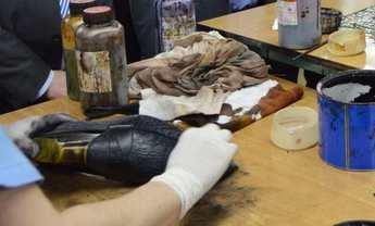 Fábrica de calzado en Almansa