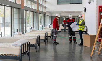 La Facultad de Medicina, muy cerca de poder ser utilizada y 'aliviar la presión' sobre el Hospital de Albacete
