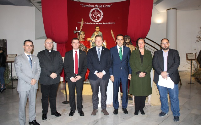 La exposición 'Camino de la Cruz' llega al Museo Municipal de Albacete