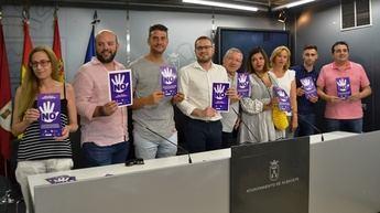 Comienza en Albacete la campaña 'Locales libres de violencia machista'