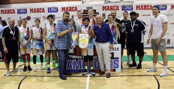 Los lituanos del SKM#TRVLTM Vilnius, campeones del XXII Marca Villa de La Roda