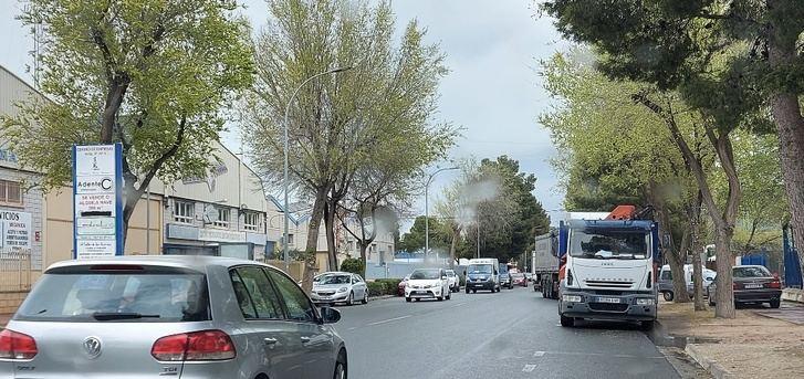 Las empresas de Campollano, en Albacete, se mantuvieron abiertas en su mayoría, pese al coronavirus