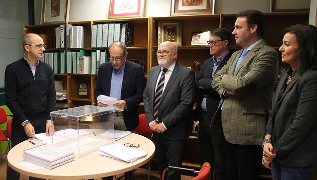 Las elecciones a la Cámara de Albacete solo registran la candidatura de FEDA