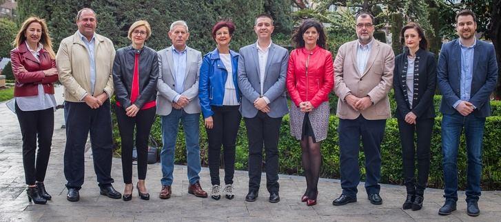 El PSOE de Albacete registra lista regional 'para que Page siga siendo presidente'
