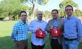 Profesionales del Hospital de Albacete desarrollan un proyecto para crear zonas cardioprotegidas