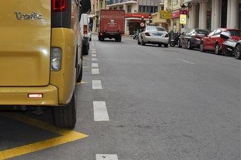 El Ayuntamiento de Albacete habilitará tarjetas para que los agentes comerciales puedan aparcar en zonas de carga y descarga