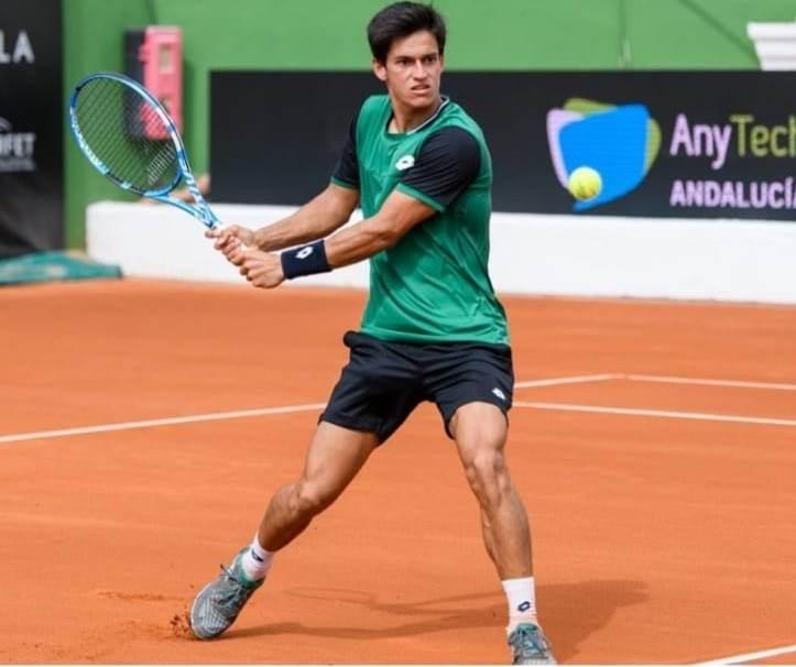El tenista albaceteño Carlos Sánchez Jover supera la previa y disputará su primer Challenger ATP en Marbella