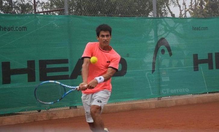 El tenista albaceteño Carlos Sánchez Jover logra en El Cairo su primera final de un torneo profesional