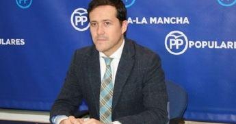 Carlos Velázquez, PP Castilla-La Mancha