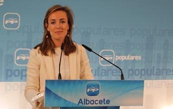 La albaceteña Carmen Navarro agradece la confianza que ha depositado en ella Pablo Casado