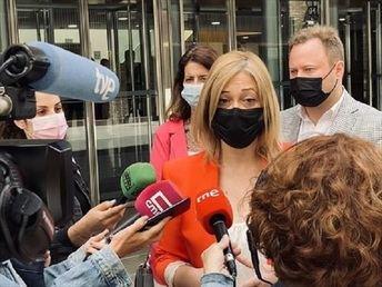 Picazo (Cs) dice 'no a los indultos' y espera que Page haga recapacitar a Sánchez para que no cometa 'esta tropelía'