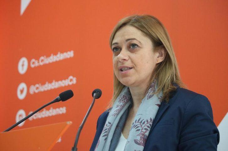La albaceteña Carmen Picazo, nombrada portavoz de Ciudadanos en Castilla-La Mancha