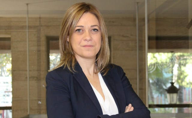 Carmen Picazo (Ciudadanos) critica que parte de la izquierda quiera 'patrimonializar' el 8M