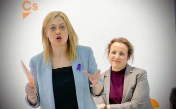 Carmen Picazo y María Ángeles Rosado toman posesión en la nueva Ejecutiva de Inés Arrimadas