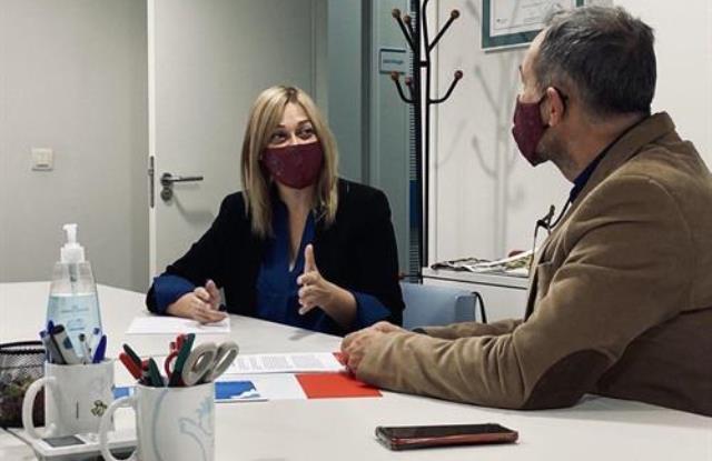 Ciudadanos explica a Afanion su PNL para mejorar los cuidados paliativos pediátricos