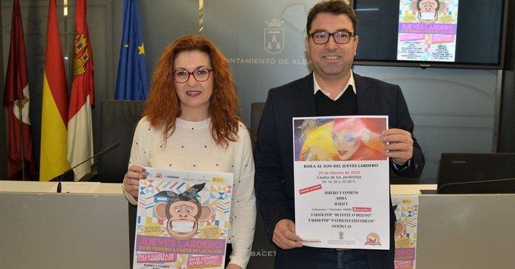 El cantante y humorista Pablo Carbonell será el pregonero del Carnaval de Albacete