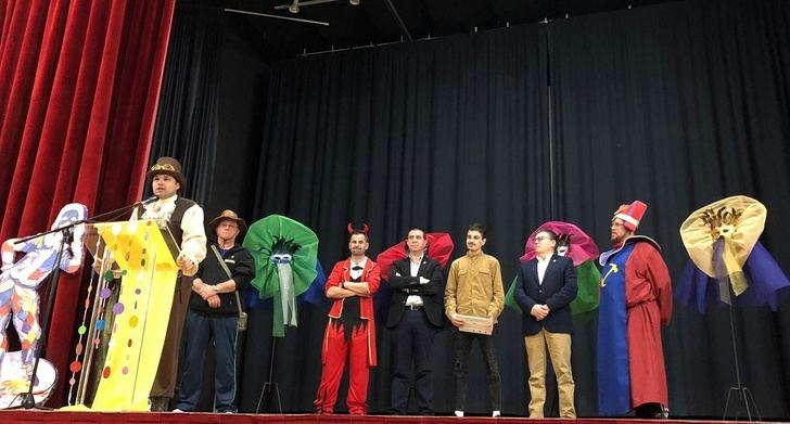 Entregados los premios del Concurso de Carteles de Carnaval de Tarazona de la Mancha