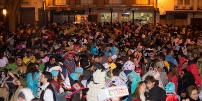El Carnaval de Herencia, con muchísima tradición, se ha vestido de luto.