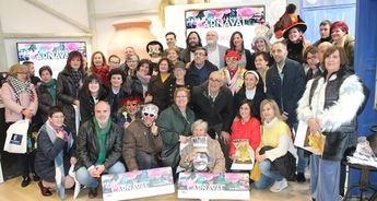 El Carnaval de Tarazona de la Mancha 2019 presentado en Madrid