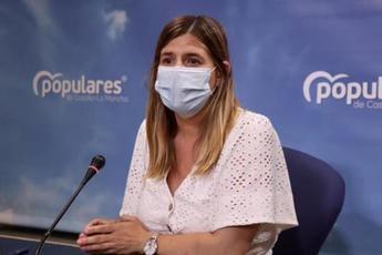 Carolina Agudo destaca que el PP ya defendió un plan antiocupación en las Cortes y recibió la negativa de la oposición