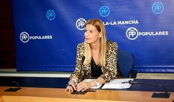 """El PP dice que Page es """"complice de la deriva de Sánchez"""" y por eso el PSOE sería la tercera fuerza en Castilla-La Mancha, según el CIS"""