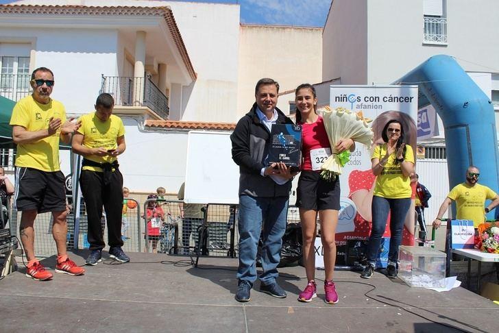 2.000 personas participan en Albacete en la IX Carrera solidaria a beneficio de AFANION