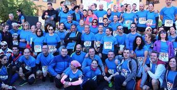 Albacete celebró la II Carrera de las Empresas, organizada por AJE