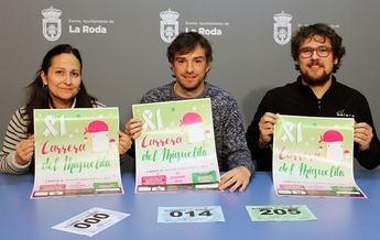 La Carrera del Miguelito de 2018 de La Roda, a beneficio de AECC, llega a su undécima edición