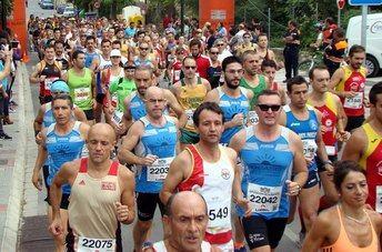 Barrax (Albacete) acoge mañana su XI Carrera Popular con la presencia de 600 atletas