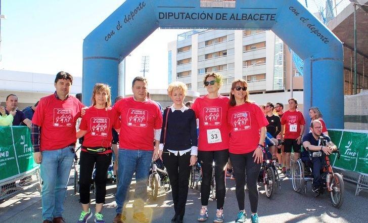 II Carrera por la Igualdad por las calles de Albacete