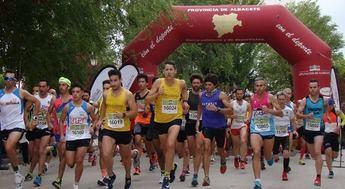 Eva Moreno y Jesús Ángel Rodríguez volvieron a ganar la Carrera Popular de Aguas Nuevas
