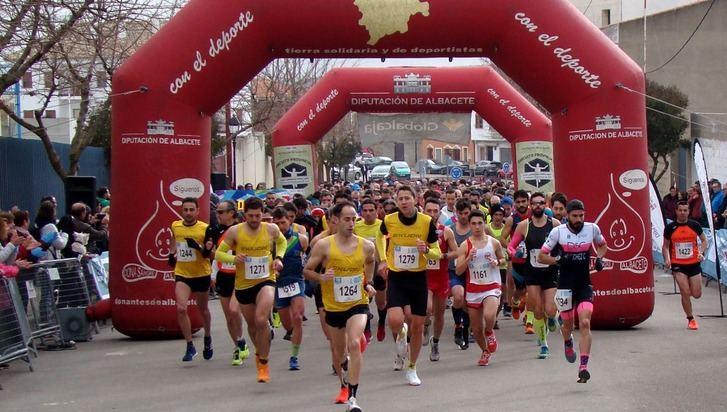 Doble cita con el atletismo popular, el sábado trail en Carcelén y el domingo la carrera de El Bonillo