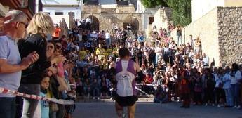 Raquel Padilla y Pablo García Ruano se impusieron en la Media Maratón de Almansa