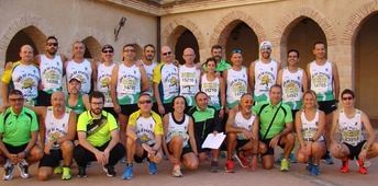 María Ángeles Magán y Miguel Ángel Torrecillas ganaron la Carrera Popular de Chinchilla