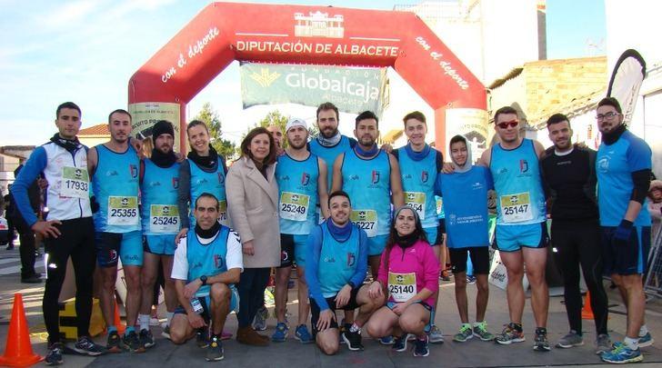 El XIX Circuito Provincial de Carreras Populares de la Diputación de Albacete se cierra en Navas de Jorquera