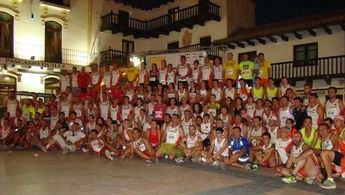 La Carrera Popular de Tarazona de la Mancha celebra su 20 aniversario de forma solidaria