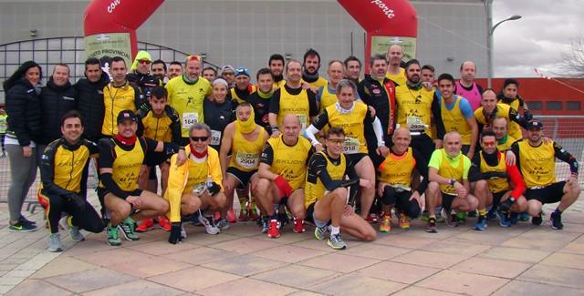 Villarrobledo celebra la primera media maratón de la temporada del Circuito de Carreras Populares