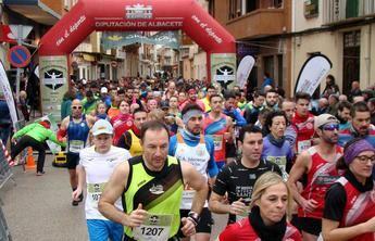 Casas Ibáñez recibe al Circuito Provincial de atletismo y Bogarra al de trail