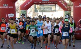 Jesús Ángel Rodríguez ganó 'en casa' la Carrera Popular de Elche de la Sierra