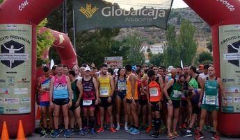 María Ángeles Magán y Jesús Ángel Rodríguez ganaron la Carrera Popular de Ferez