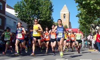 Montealegre del Castillo es la cita semanal con el Circuito de Carreras de la Diputación de Albacete