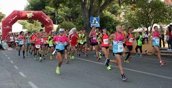 Socovos acoge la penúltima carrera popular del Circuito de la Diputación de Albacete
