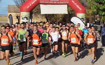 Laura Villar y Severino Felipe ganan la VII Carrera Popular Laguna de Pétrola