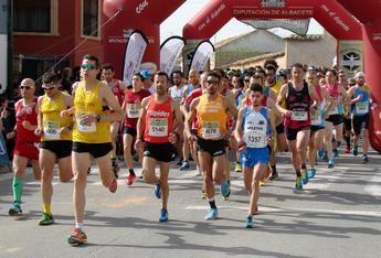 Abengibre, sede de la décimo cuarta prueba del Circuito de Carreras de la Diputación de Albacete