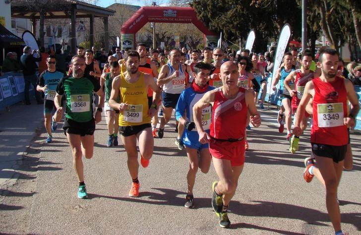 Minaya y la novena edición de su carrera popular, cita del Circuito de la Diputación de Albacete