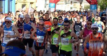 María Ángeles Magán y Miguel Ángel Torrecilla ganaron en Alpera y Raquel Padilla y Jesús Muñoz el Trail de Letur
